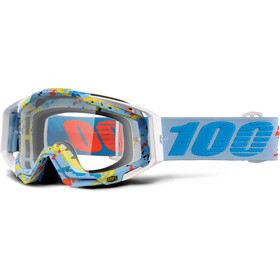100% Racecraft Anti Fog Clear Masque, hyperloop
